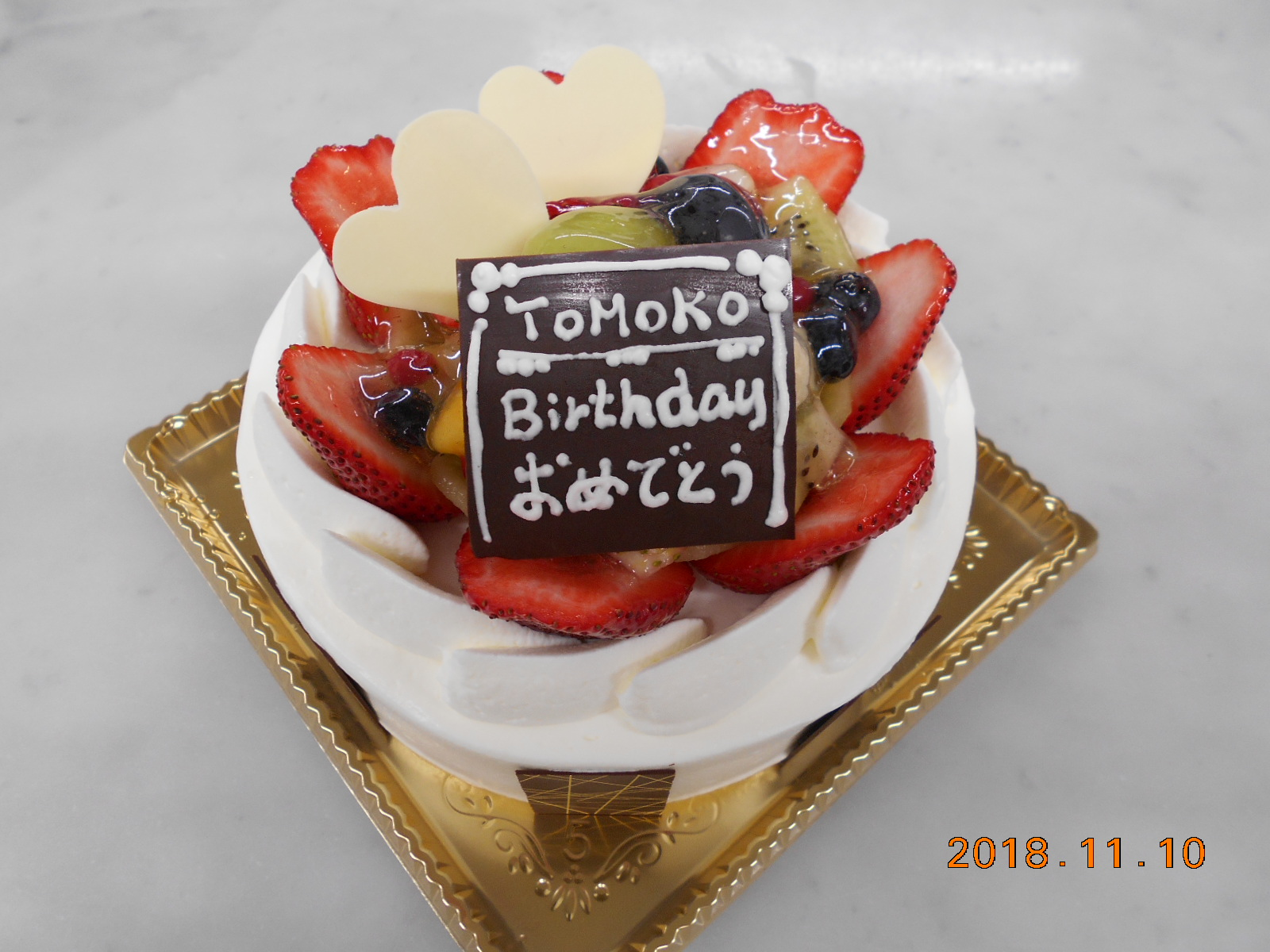 TOMOKO Birthdayおめでとう